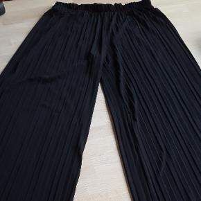 Plissé bukser