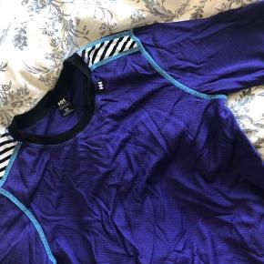 Fed mørkelilla HH sportstrøje 👾 Brugt få gange, perfekt stand