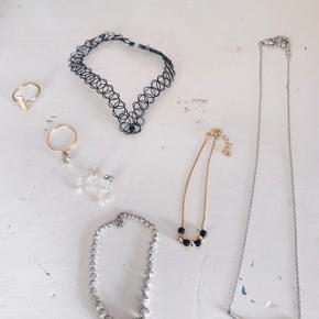 Helt nye smykker Byd Køber betaler porto