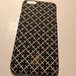 Malene Birger cover til iPhone 6 plus. Er knækket i den ene side, men er stadig super fint .