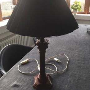 To flotte bordlamper. 500 for begge