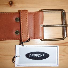 DEPECHE bælte