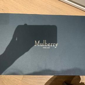 Helt nye og ubrugte gummistøvler fra Mulberry.