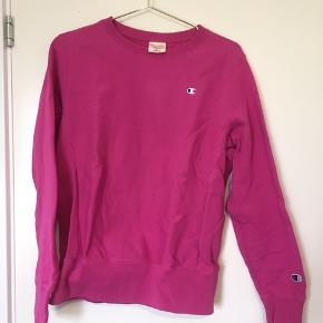 Pink Sweatshirt fra Champion