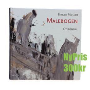 Malerbogen ••• Birger Møller ••• Helt som ny ••• Nypris 300kr ••• Bytter gerne ••• Kan hentes på Christianshavn