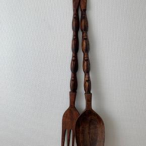 Afrikans ske og gaffel