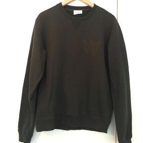 Wood Wood Houston Sweatshirt Mørkegrøn Nypris: 900 eller 1000 Brugt meget få gange