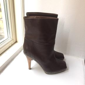 Marni heels/støvler str 39