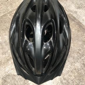 Cykelhjelm str. M/L fra Spectra aldrig brugt.