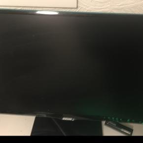 Samsung gaming pc skærm Virker fint intet galt med den relativ ny.