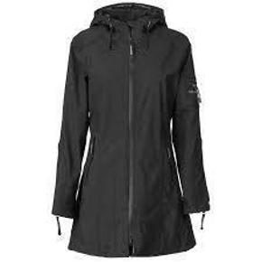 5b08b091cd3 Varetype: jakke Farve: sort Oprindelig købspris: 1600 kr. Prisen angivet er  inklusiv
