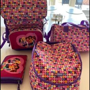 Brugt i 0 klasse. De 2 mindre tasker og brugt få gange.
