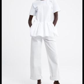 Fin skjorte med peplum fra Zara :-)