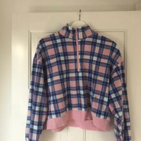 Fleece trøje