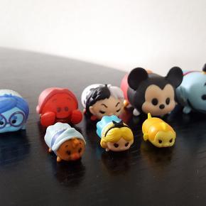 Disney Tsum Tsum figurer sælges samlet.
