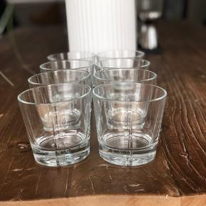 Grand Cru drinksglas - 8 stk. Ingen glaspest eller skår.