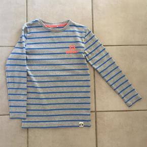 Varetype: Bluse Størrelse: 8år Farve: Grå  str. XS