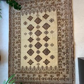 Ægte tæppe 230x170 cm