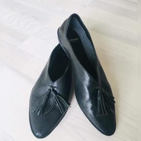 Ballerina sko sælges  Mærket vagabond  Str 37 Brugt højst 2 gange  Mp 375kr
