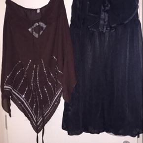 Begge er str. M 😊  Nye ..  Top / kjole  Gerne byd ..
