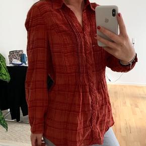 Skøn, ternet skjorte fra Bonita 🌹