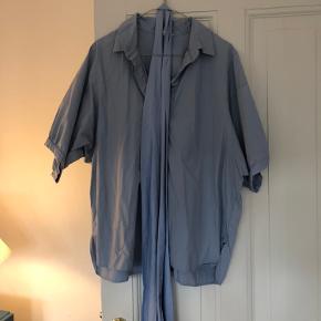 Skjorte fra H&M med bindebånd👋🏼