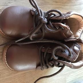 Fin støvle uden foer