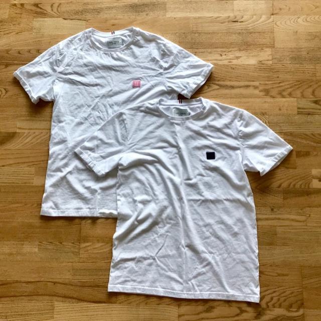 Piece T Shirt T shirt Hvid LES DEUX