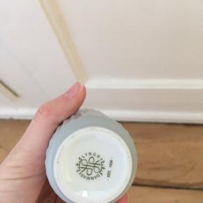 Lille Lyngby vase, aldrig været i brug