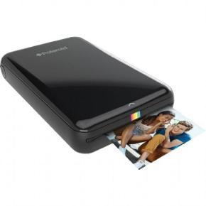 Sælger den her mini printer fra poloraid, den er sort og rigtig god.  Sælges da jeg ikke bruger den nok. Har været brugt til ca. 70 billeder, og virker godt. Billederne har er lidt lilla skær.  Np: 999 kr Mp: 750 kr Du kan altid byde   Du kan købe billeder med har 30 og det vil koste 150 kr ekstra. :))