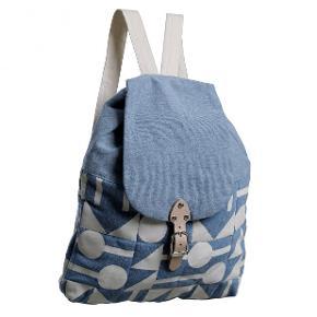 Sød rygsæk til ungerne fra BudtzBendix - helt ny, fortsat i emballage, lavet i økologiske materialer. Nypris 300kr. Sælges for 100kr ved afhentning i Frederikshavn; sender også gerne med DAO mod betaling.
