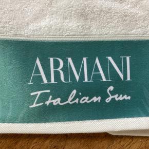 Armani til badeværelset