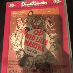 Gammel Dansk Film - Op med lille Martha.