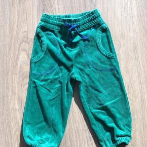 Grønne katvig bukser i fin stand str 86