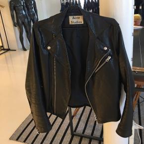 Acne Studios Skind- & læderjakke
