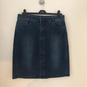Cowboy nederdel fra Flash jeans