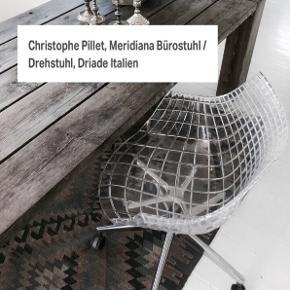 Designer stole. Kontor stole eller spisebordstole har 10 stk pr stk 1000 kr