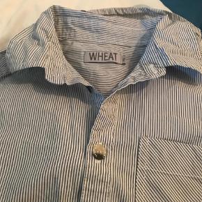 Varetype: Skjorte Størrelse: 4år Farve: Blå  Fin skjorte