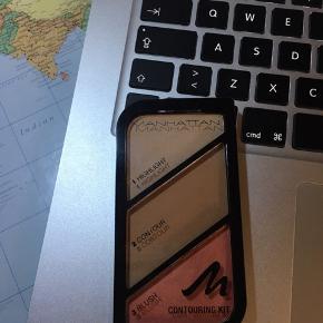 Manhattan contouring kit 002 summer in Barbados  Sælges da den ikke lige er mig 30 kr Aldrig brugt