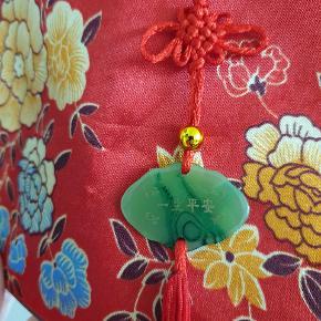 Vintage satin bag