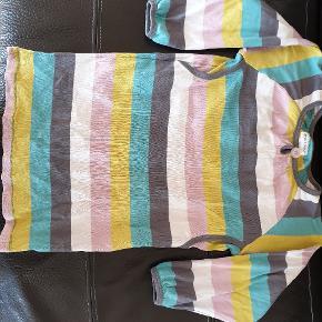 Stribet kjole fra Phister & Philina Stoffet fejler intet, billedet er misvisende Sender gerne ved køb for mere end 150 kr.
