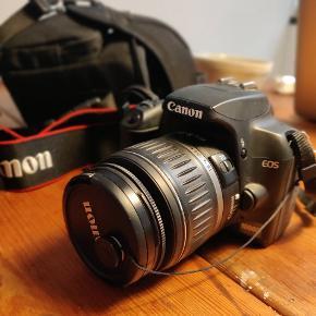 Lækkert Canon kamera