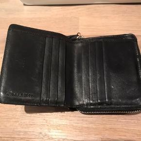 Lækker pung med brugsspor