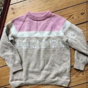 Uld sweater 116-122  - fast pris -køb 4 annoncer og den billigste er gratis - kan afhentes på Mimersgade 111 - sender gerne hvis du betaler Porto - mødes ikke andre steder - bytter ikke