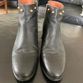 Fine læder støvler. Brugt et par gange