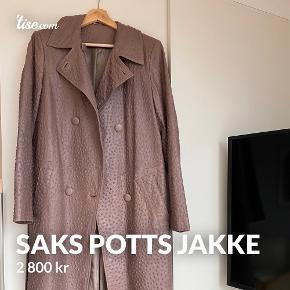Saks Potts jakke