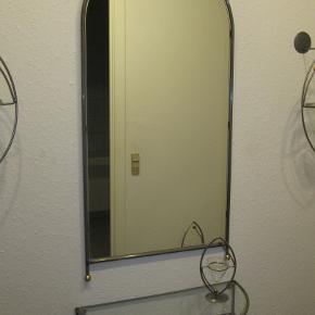 Spejl og hylde