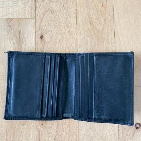 John Henric læder pung