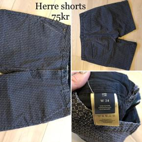 Fine shorts i str w 34