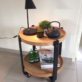 Rullebord H: 60 cm Ø: 55 cm